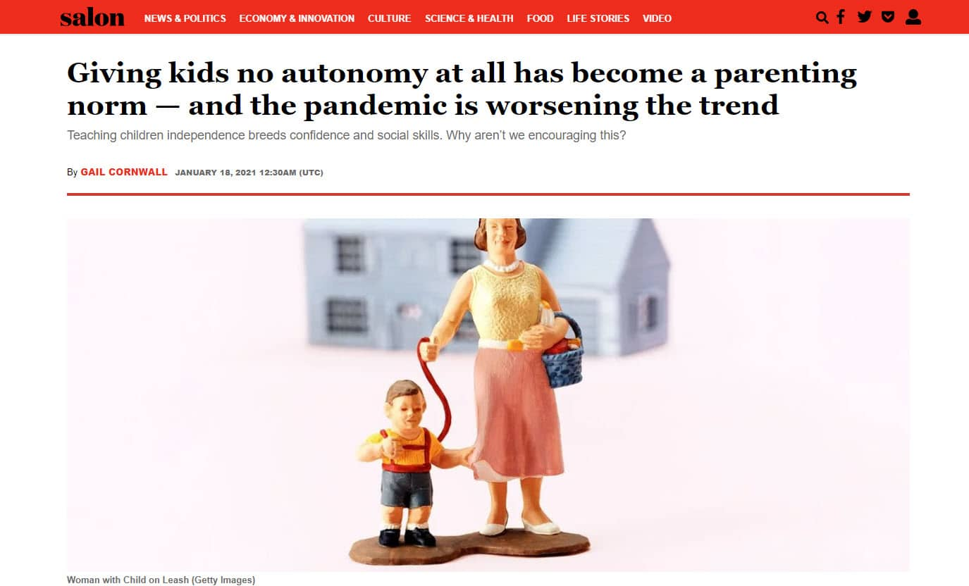the pandemic is worsening the trend